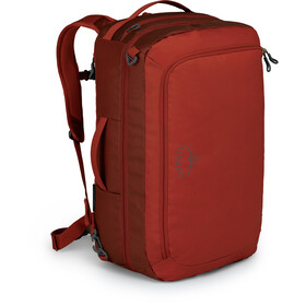 Osprey Transporter Carry-On 44 Backpack ruffian red